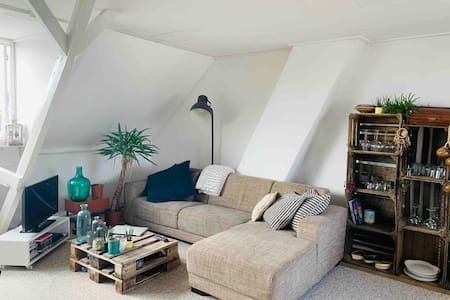 Cozy apartment in the heart of the centre!