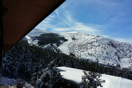 Apartamento zona de montaña y esquí - La Pinilla