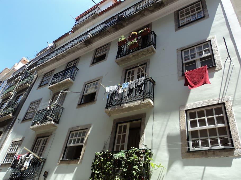 Casa do duque centro hist rico apartamentos en - Apartamentos en lisboa centro booking ...