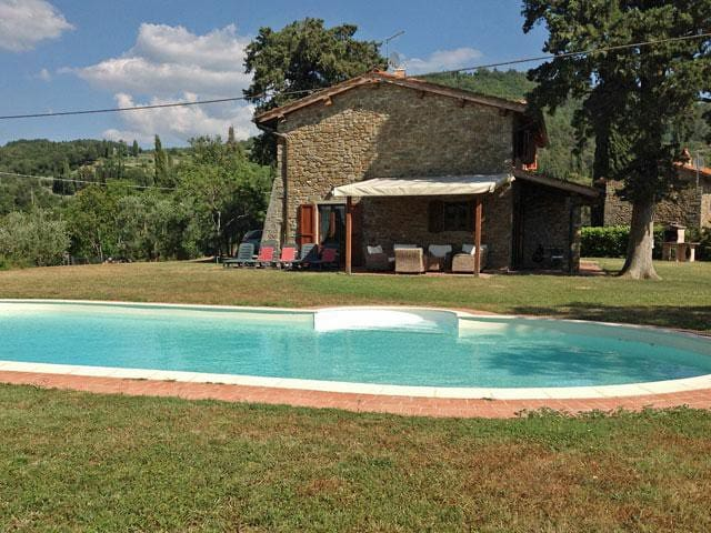 Private Villa and Pool 8 beds - Greve in Chianti - House