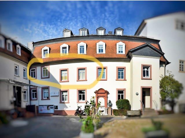 Auf den Spuren des Telefons - Wohnung mit Historie