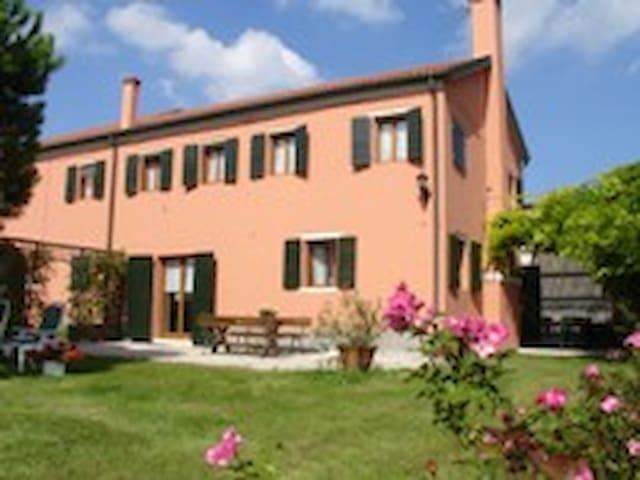 Ca' Rustica, casa per il relax - Ca' Lino - Casa