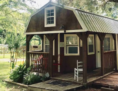 Country Time Cabin Peace