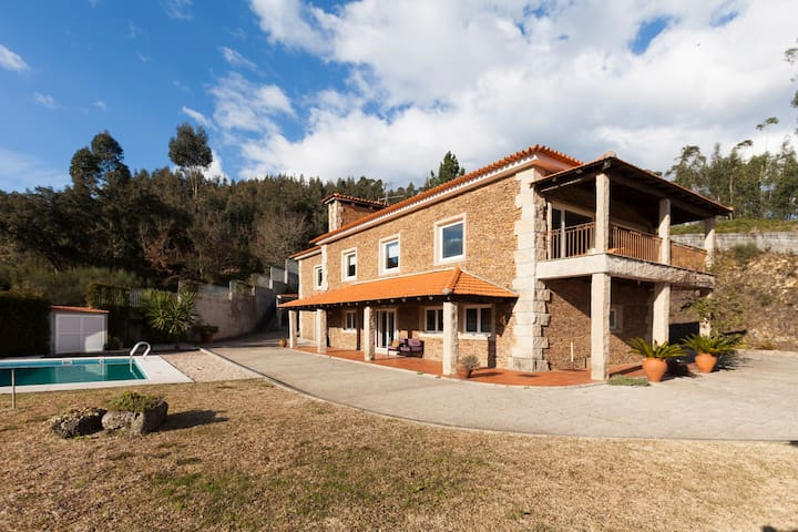 Holiday Villa - Casa do Sobreiro - Santiago - House