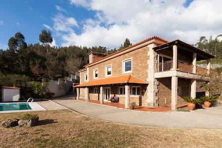Holiday Villa - Casa do Sobreiro - Santiago