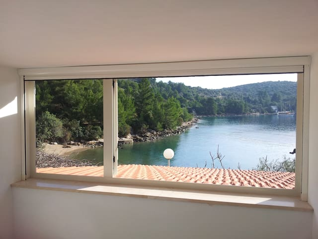 Perfect getaway house on the beach - Vela Luka - Talo