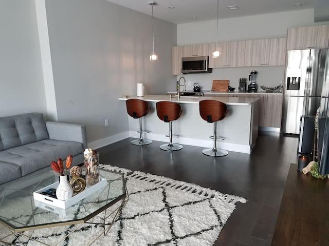 Contemporary Luxury near Catholic U & Metro - Washington - Condomínio