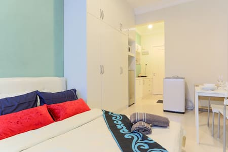 Cosy Studio KL Sentral,Brickfield:) - Apartment