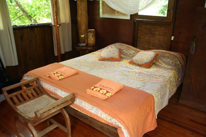 Le nid des Robinsons - Taravao - House