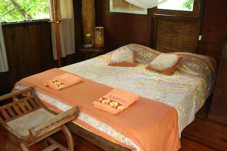Le nid des Robinsons - Taravao - Haus
