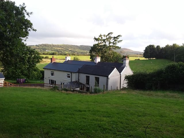 room in cottage near Brecons/ Gower/Swansea