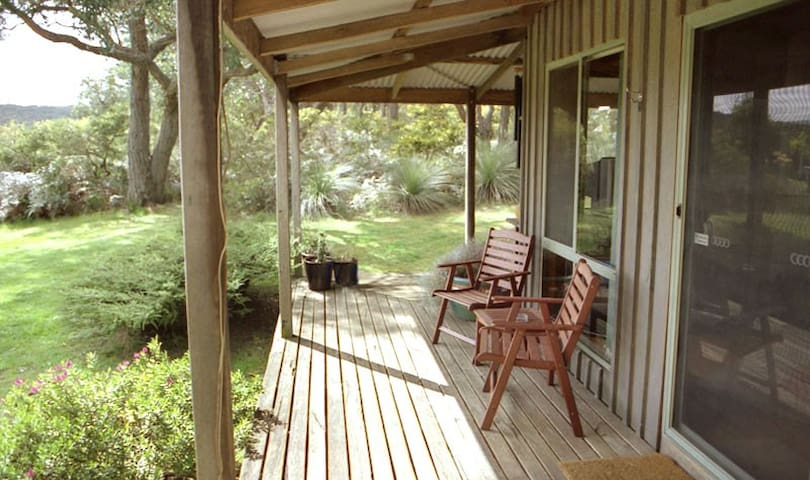 MoonLight Cottage with Otway Views