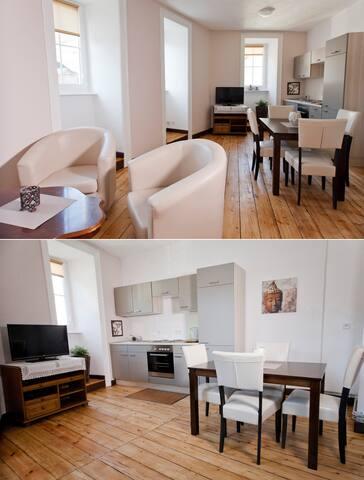 Neu renovierte Wohnungen im schönen Altbau!
