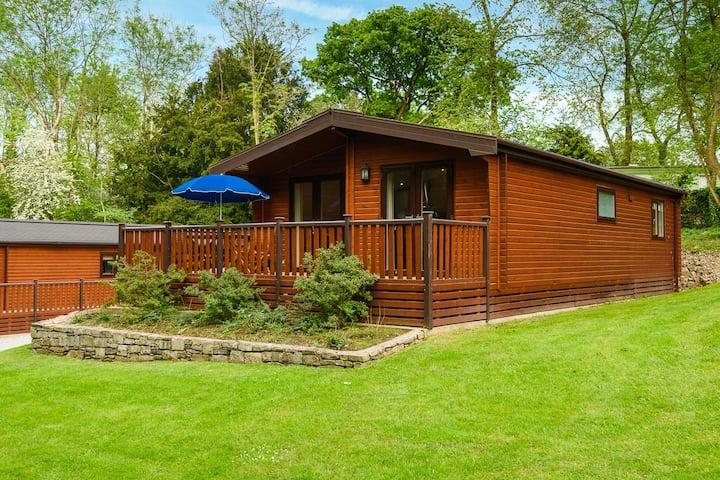 Woodlands Lake District Log Cabins  (1)
