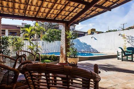 Bela suite próxima a praia de Vilas - Lauro de Freitas - Dům