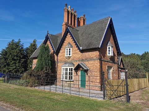 Former farmworker's cottage in Sherwood Forest