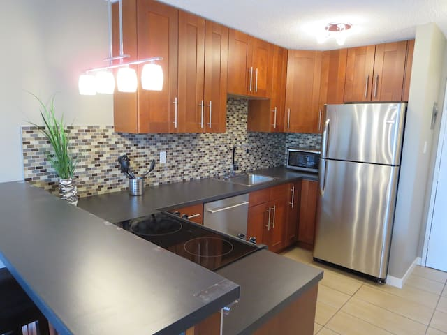 Gorgeous Downtown 1 Bedroom Condo - Calgary - Wohnung