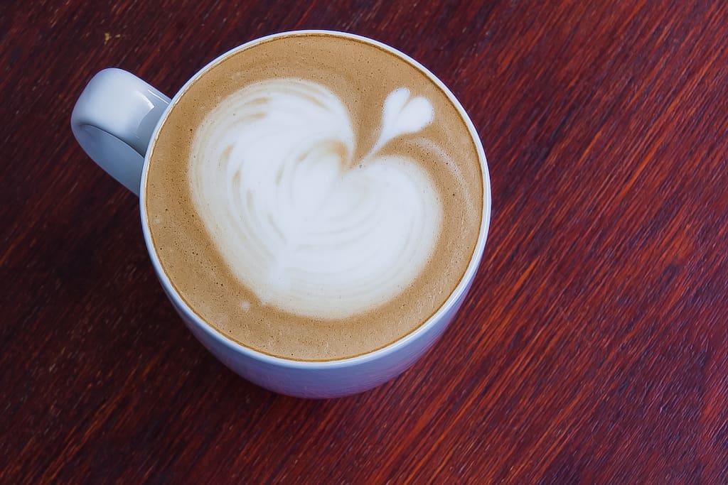 咖啡、手工蛋糕、下午茶