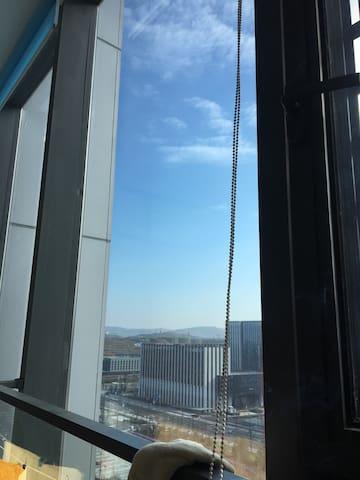 顶层展望艺术级豪华公寓 - 即墨 - Apartmen