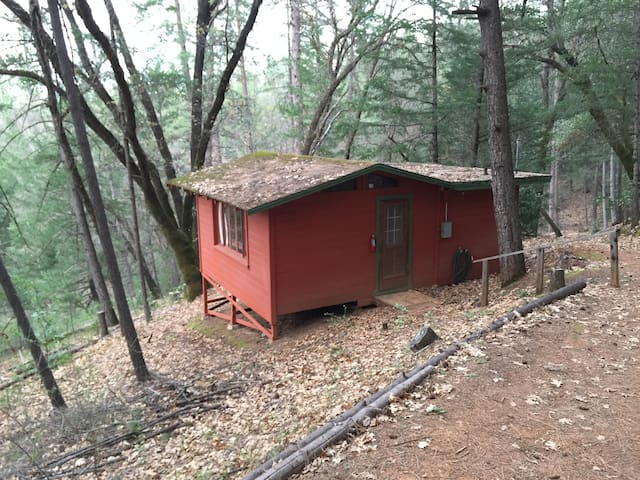 Howes Cabin, Four Springs Retreat - Middletown - Hytte