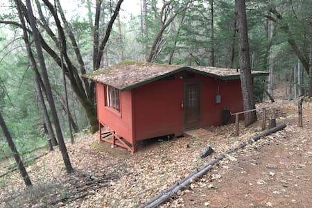 Howes Cabin, Four Springs Retreat - Middletown - Cabana