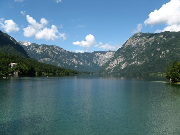twin/double room #3 - Hostel Bohinj