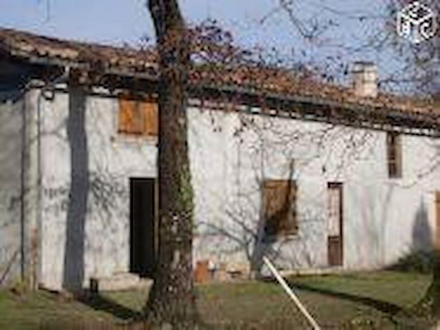gite rural pour 4 personnes en sud gironde - Cudos - Casa