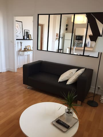 Spacieux appartement proche centre Troyes
