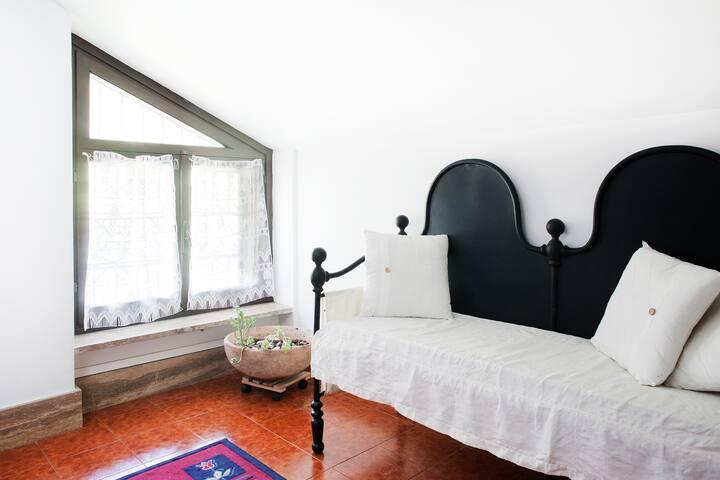 Appartamento mansardato in villa