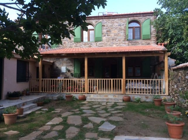 authentic village house - Yusuflu köyü