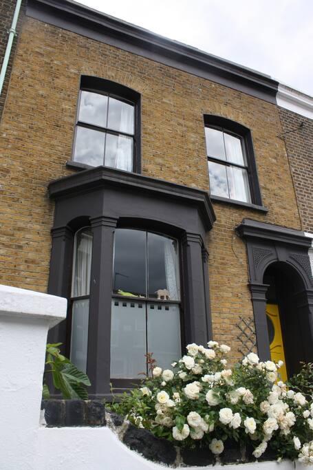 victorian family home sleeps 6 8 h user zur miete in london vereinigtes k nigreich. Black Bedroom Furniture Sets. Home Design Ideas