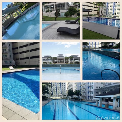 Refreshing oasis behind SM North - Quezon City - Wohnung