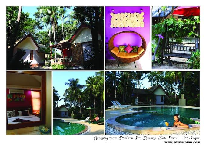 Samui Phalarn inn resort by sugar