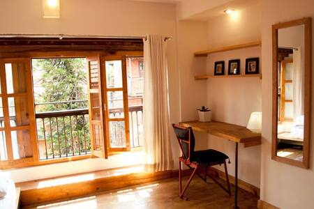 2 rooms unit beautiful Historical Patan - 3rd fl - Kathmandu Patan - Квартира