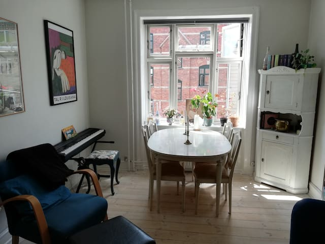 Cosy apartment in a cosy atmosphere near metro