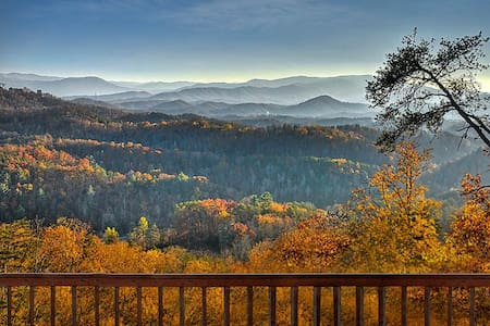 Endless View - Pigeon Forge - Stuga