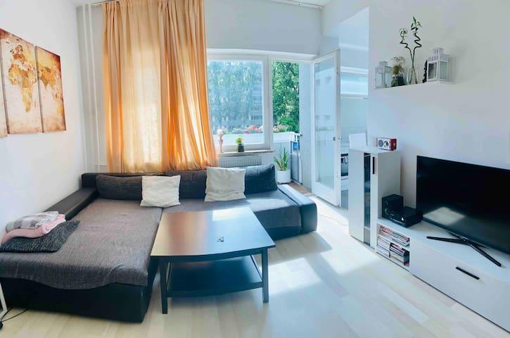 Gemütliche, kleine Wohnung im Herzen Berlin´s
