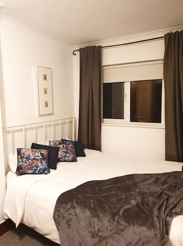 Double room with private ensuite.