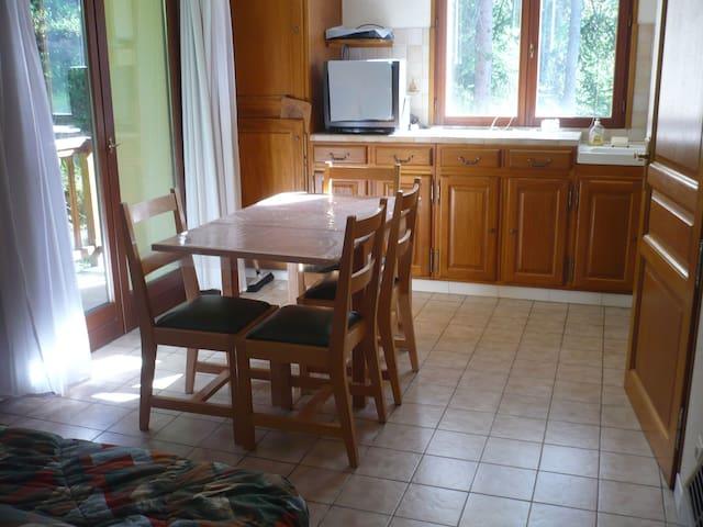 """ChaletAppart La Plagne 2/4 pers """"Husky"""" - La Plagne - Apartment"""