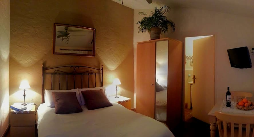 Double room with private bathroom - Arcos De La Frontera - Casa