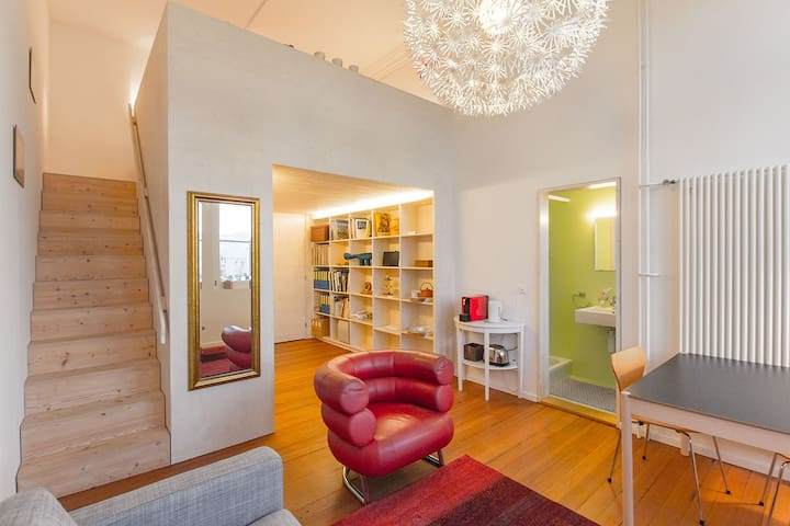 St.Gallen-West, Studio/Loft - Sankt Gallen