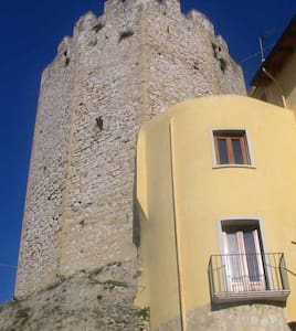 centro storico in torre medievale - Formia
