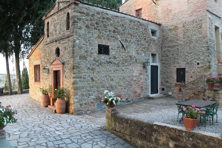 Tuscany countryside, oasis of peace - Casole d'Elsa - Wohnung