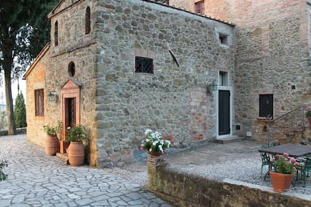 Tuscany countryside, oasis of peace - Casole d'Elsa - Apartment