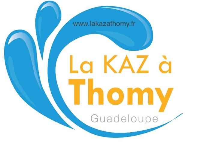 Bienvenue à la Kaz à Thomy