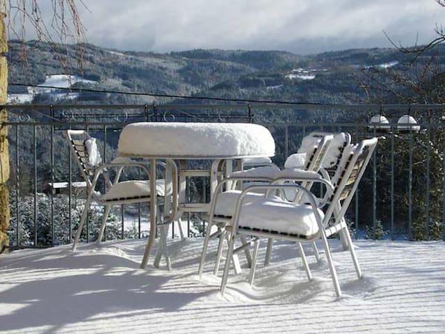 Petit Soleil 3 cottages belle vue - Laval-sur-Doulon - Ev