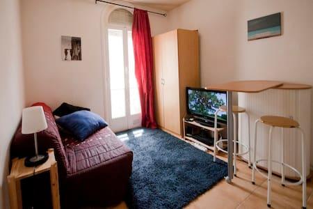 Charming apartment, 3 mins beach