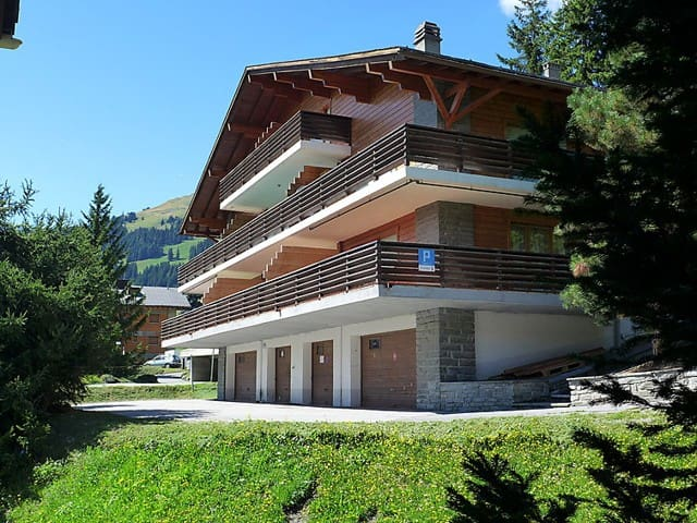 Large 2 bedroom apartment, close to the pistes - Bagnes - Byt