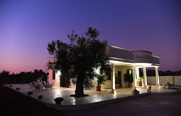 VILLA VIRGINIA GALLIPOLI DUE CAMERE B&B