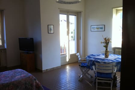 Nice, sunny with a small terrace - Torre Pellice - Apartament